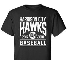 High School Impressions search BSE-009-W; 2018 Hawks High School Baseball T-Shirts- Create your own design for t-shirts, hoodies, sweatshirts. Choose your Text, Ink and Garment Colors.  Visit our other boards for other great designs!