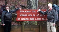 """Love the Appalachian Trail? Watch the """"Road Less Traveled,"""" the video story of 8 people attempting an A.T. thru-hike."""