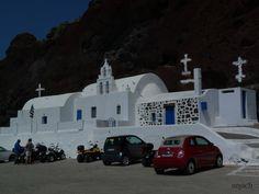 Agios Nikolaos, Akrotiri, Santorini, Greece