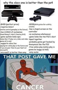 Xbox or PS ?