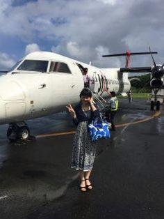 福岡から屋久島まで直航便が出ているのです日1便ですが50分で着くのですよ小さな飛行機なので機内持ち込みの荷物持ち込みも小さいサイズなのでご注意を tags[鹿児島県]