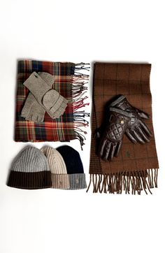 Polo Ralph Lauren Quilted Gloves | Nordstrom