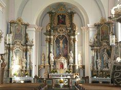 Brilon-Scharfenberg, St. Laurentius von Martin-G