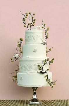 Country Contemporary Cake Appetite,
