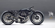 Buell XB12 by Holographic Hammer