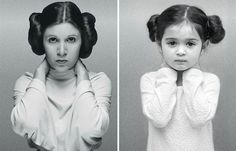 3-Year-Old Dresses Up As Famous Strong Women, And She's Seriously Cute