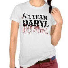 Team Daryl Crossbow Tee