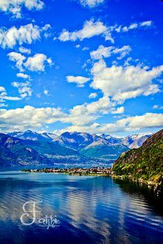 idyll Personal Portfolio, Lake Como, Italy, River, Mountains, Outdoor, Outdoors, Italia, Outdoor Games