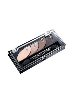 CoverGirl Eye Shadow Quad in Notice Me Nudes
