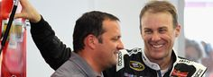 Kevin Harvick 'Freaky Fast' Again In Thursday Las Vegas Test
