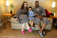Lazy Days and Cuddles – Spring Loungewear For The Whole Family