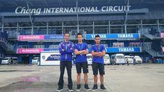 Asia Road Racing Championship Seri ke-4 Team Yamaha Factory Racing Indonesia Tak Gentar Meski Tampil di Kandang Lawan