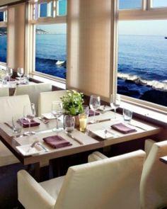 Malibu Beach Inn California The On Site Carbon Club Restaurant