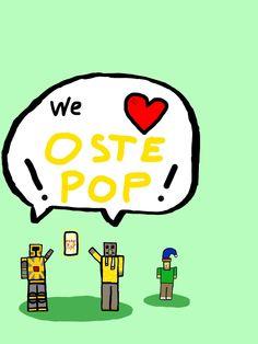 We <3 OSTEPOP!