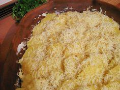 Cartofi gratinaţi la cuptor – Cook like a man! Macaroni And Cheese, Grains, Cooking, Ethnic Recipes, Food, Kitchen, Mac And Cheese, Essen, Meals