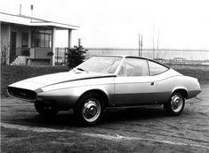 Michelotti Siluro (Torpedo) based on the DAF 1968 Suv Trucks, Mini Trucks, 68 Camaro Ss, Small Sports Cars, Fiat 600, Geneva Motor Show, Automotive Design, Sport Cars, Custom Cars