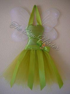 Diy Hair Bow Holder, Tutu Bow Holders, Diy Hair Bows, Diy Barbie Furniture, Organizing Hair Accessories, Ribbon Bows, Ribbon Hair, Diy And Crafts, Paper Crafts