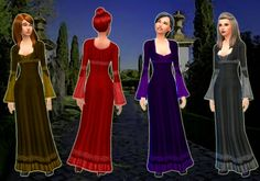 My Stuff: Widow Dress Conversion