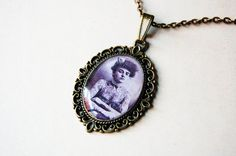 Tattooed Circus Lady Maud Stevens Wagner  by Blingstopaythebills, €16.00