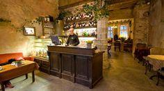 Von Krahli Aed / mostly vegetarian restaurant  Rataskaevu 8 Tallinn