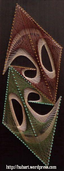 string art geometric2