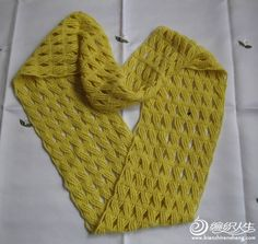SANDRA CROCHE  Very pretty crochet stitch.  Graphed.