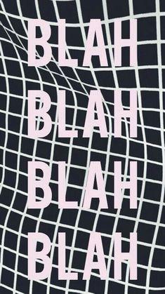 Blah blah wallpaper from Teen Wallpaper app ;)