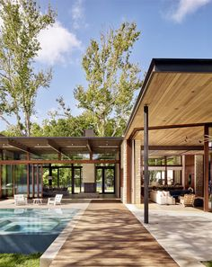 Lake Austin Residence / A Parallel Architecture
