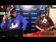 Surprise: Sway and ScHoolboy Q Call Kendrick Lamar to Talk BET Cyphers - YouTube