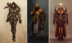 Concepts e making of do cinematic de Diablo III Diablo Characters, Blizzard Diablo, Diablo Game, Character Art, Character Design, Avatar Movie, Art Google, Game Art, Concept Art