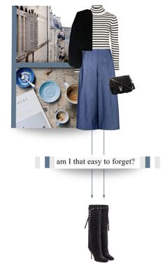 """What did you do #299"" by beliz-yilmazerli ❤ liked on Polyvore featuring Topshop, Le Ciel Bleu, Valentino and Proenza Schouler"