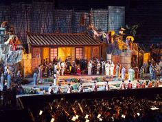 Madame Butterfly, Arena di Verona