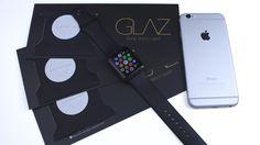 """Nicht umsonst bezeichnete der YouTuber AppSTAR den Flüssig Glas Displayschutz, GLAZ Liquid als den BESTEN Displayschutz für die Apple Watch. Es hat alles, was das schutzbedürftige """"Herz"""" begehrt."""