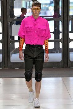 Xander Zhou | Menswear - Spring 2019 | Look 6