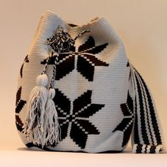 Hand Crocheted Bag Adiana, 73€, now featured on Fab.