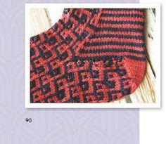 #ClippedOnIssuu from Knitting socks around the world