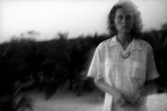 Marco Guerra photographs Sara Lamm, filmmaker