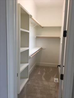 closet layout 829717931333350340 - This was a Source by Closet Remodel, Closet Renovation, Bedroom Design, Basement Bedrooms, Closet Designs, Remodel Bedroom, Closet Layout, Deep Closet