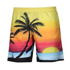 Surf Shorts, Jogger Shorts, Men's Shorts, Men's Swimsuits, Swimwear, Men Beach, Summer Shorts, Swim Trunks, Casual