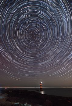 'Star-Gazing' - Penmon Point, Anglesey by Kristofer Williams, via Flickr