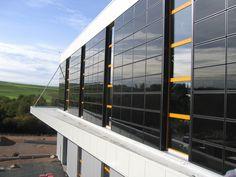 En Detalle: Fachadas Solares
