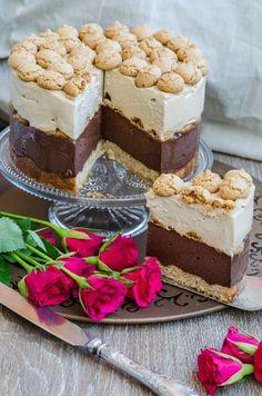 Romanian Desserts, Romanian Food, Cake Recipes, Dessert Recipes, Vegan Challenge, Vegan Meal Prep, Vegan Thanksgiving, Vegan Kitchen, Something Sweet