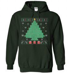 Chemis -tree Ugly Christmas T Shirts, Hoodies Sweatshirts. Check price ==► https://www.sunfrog.com/Holidays/Chemis-Tree-Ugly-Christmas-Sweater-style-Printed-Tee-Forest-Hoodie.html?57074