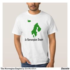 The Norwegian Empire T-Shirt Empire, Rib Knit, Fitness Models, T Shirt, Mens Fashion, Fabric, Mens Tops, How To Wear, Cotton