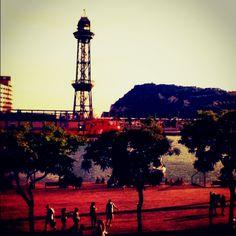 Barcelona views
