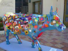 Cow Parade La Jolla