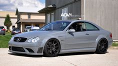 CLK 63 AMG Black Series