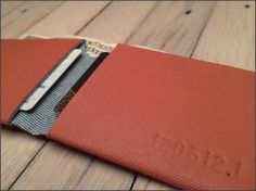 humanbrewed — coated canvas wallet
