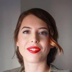 CRIS   Wedding Guest Makeup   Olivia Palermo inspired   Maquillaje de invitada de boda   Pin up   #makeup #maquillaje #maquillajeinvitada #pinup #oliviapalermo #makeupmymind #makeupmymindx #makeup #maquillaje #makeupwork