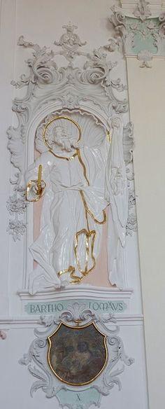 Rococo .German church